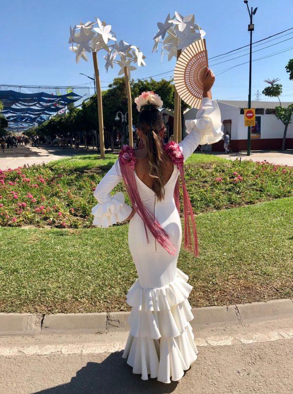 Vestidos de flamenca en Málaga