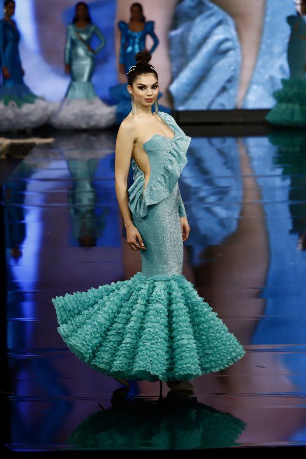 Colección Simof moda flamenca