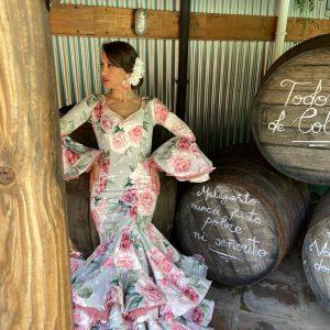 Trajes de flamenca en Málaga